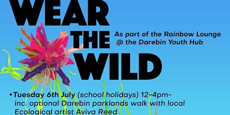 Wear The Wild: As part of Spring Fuse Festival 2021 tickets