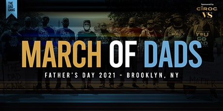 March of Dads tickets