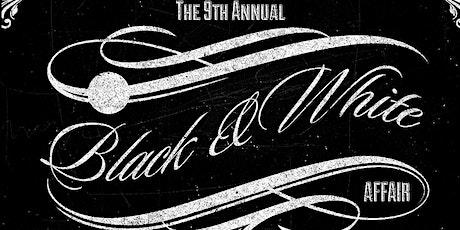 9th Annual Black & White Affair Banquet tickets