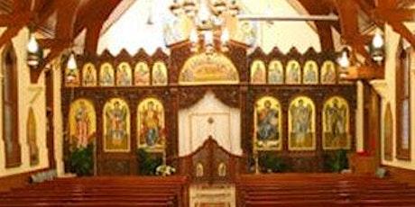 Divine & Holy Liturgy - Arabic tickets