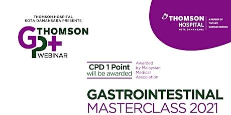 Gastrointestinal Masterclass 2021 tickets