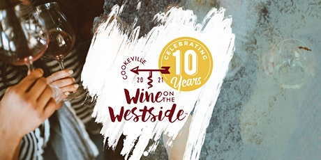Cookeville Wine on the WestSide 2021 tickets