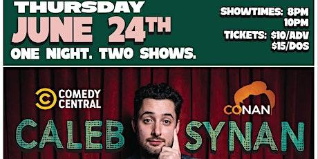 Jacksonville Comedy Collective Presents Caleb Synan tickets