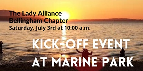 Bellingham Chapter ~ Kick-Off Event at Marine Park tickets