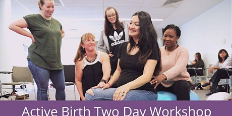Active Birth Two Day Workshop Melbourne tickets