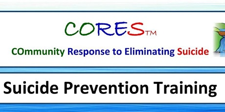 CORES Suicide Prevention Training Townsville -June tickets