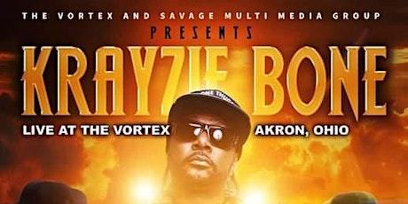 Krayzie Bone Headlines The Vortex tickets