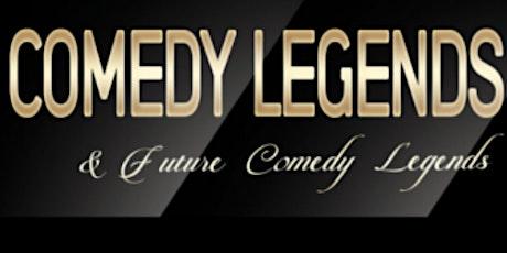 Comedy Legends ( Stand-Up Comedy ) MTLCOMEDYCLUB.COM tickets
