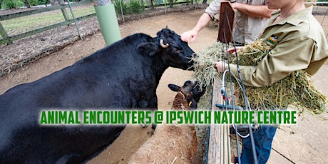 GSHS Animal Encounters @ Ipswich Nature Centre tickets