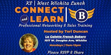 KS| West Wichita Lunch Professional Networking & Sales tickets
