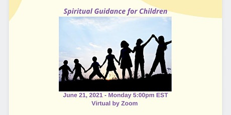 Spiritual Guidance for 12-18 year olds tickets