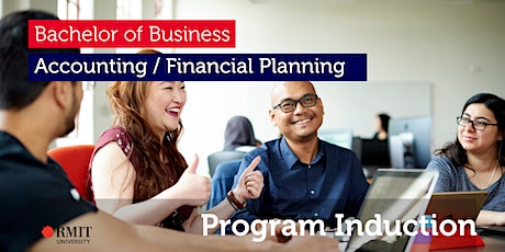 Program Induction – Accounting / Financial Planning (Semester 2 2021) tickets
