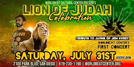 Lion of Judah Celebration tickets