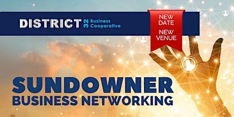 District32 Quarterly Business Sundowner - Fri 23 July tickets