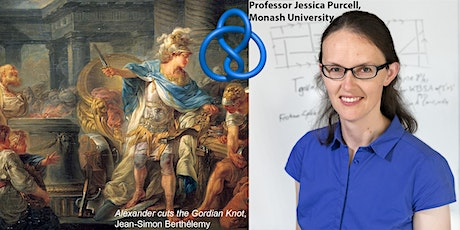 The Mathematics of Knots with Jessica Purcell: Public Lecture tickets