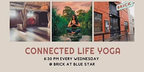 Connected Life Yoga tickets