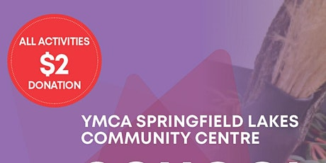YMCA  Springfield Lakes Get Crafty for Kids - Take Home Packs tickets