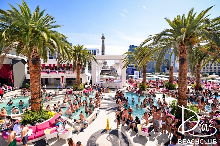 Rooftop Pool Party - Best in Vegas image