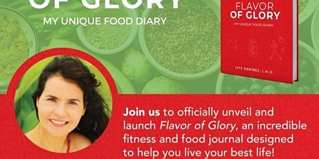 FLAVOR OF GLORY Book Launch tickets