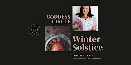 Winter Solstice Goddess Circle tickets