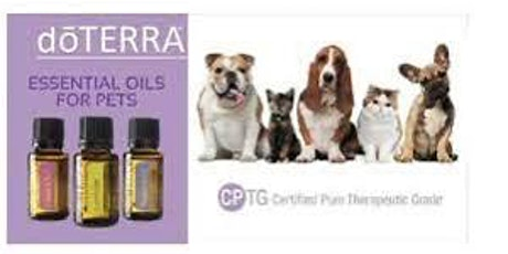 Got Pets? They Can Use Oils Too tickets