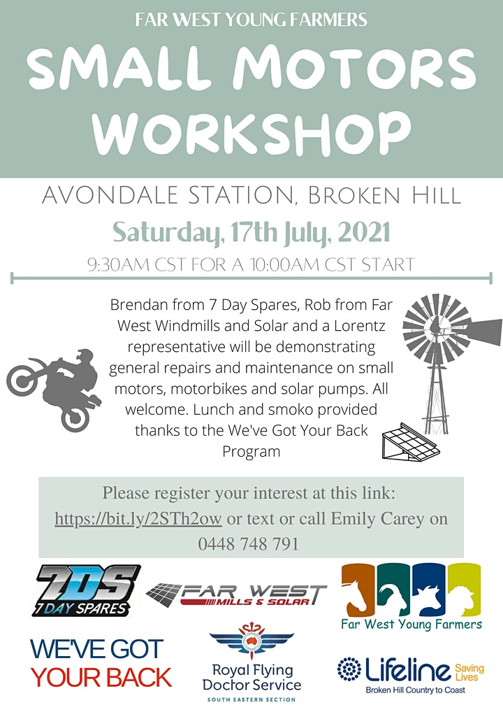 Small Motors Workshop image