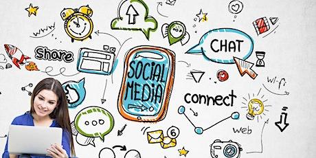Jumpstart Your Social Media Strategy tickets