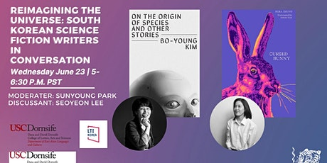Reimagining the Universe: South Korean Sci-Fi Writers in Conversation tickets