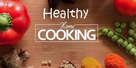Healthy Home Cooking tickets