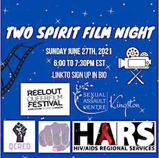 Two Spirit Film Night tickets