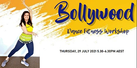 Bollywood Dance Fitness Workshop (FREE) tickets