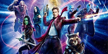 """""""Guardians of the Galaxy Vol. 2"""" (2017) / Drive-In Movie tickets"""