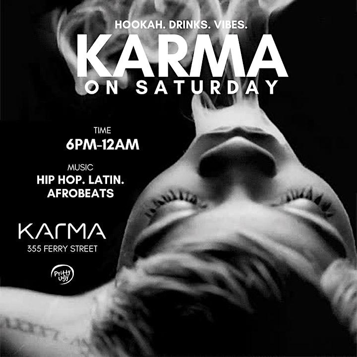 KARMA SATURDAYS image