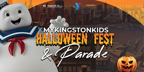 YMCA Presents MyKingstonKids Halloween Fest & Parade 2021 tickets