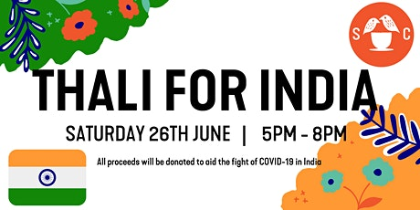 Thali for India tickets