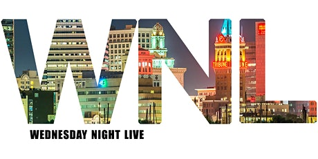 Wednesday Night Live (Industry happy hour) tickets