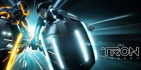 """""""TRON: Legacy"""" (2010) / Drive-In Movie tickets"""