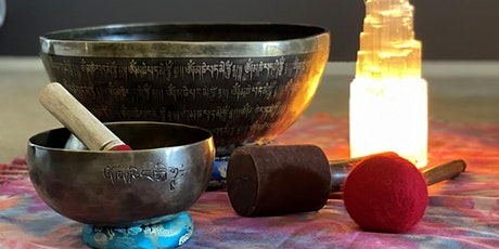 Sound Healing with Luna Elements Wellness tickets