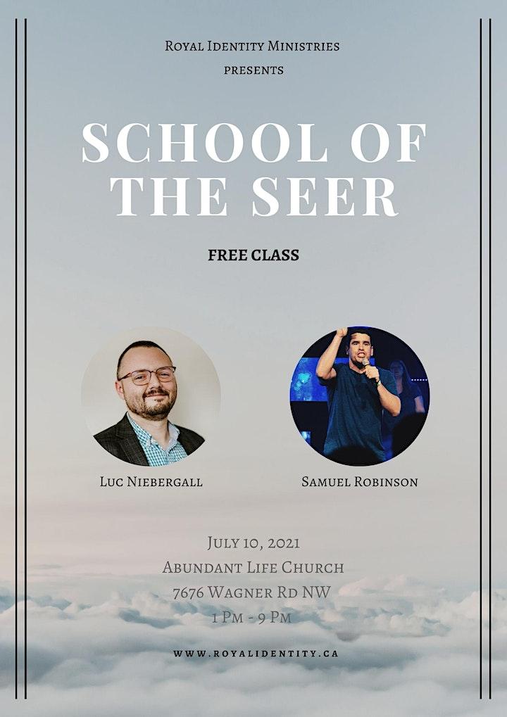 School of the Seer image