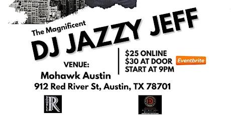 Jazzy Jeff tickets