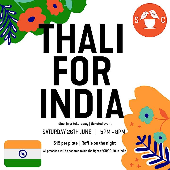 Thali for India image