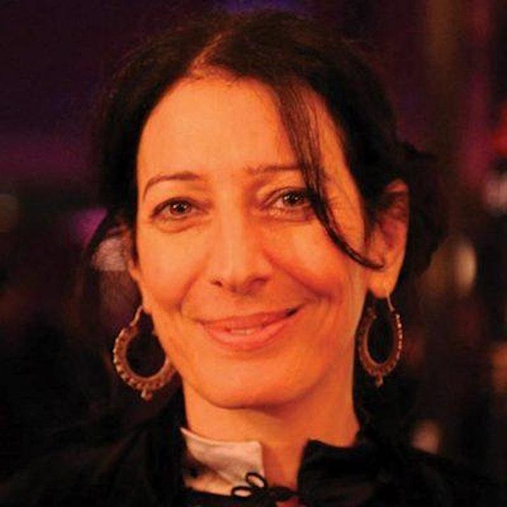 CACD conversations: Lena Nahlous and  Dr Paula Abood image