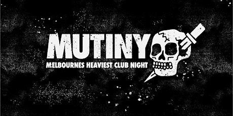 MUTINY - FULL TILT PREPARTY - MELBOURNE tickets