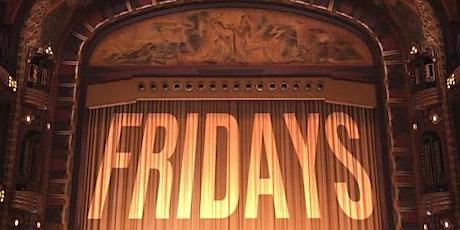 LivingRoom DC Fridays! tickets