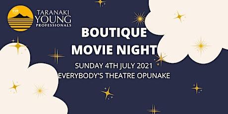 Boutique Movie Night tickets