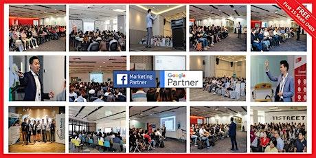 Facebook & Google Digital Marketing Bootcamp (July) tickets
