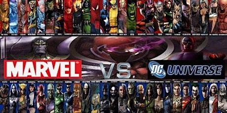 Holmesglen Rec - Marvel VS DC Hero Dinner & Trivia Night tickets