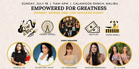 Empowered For Greatness tickets