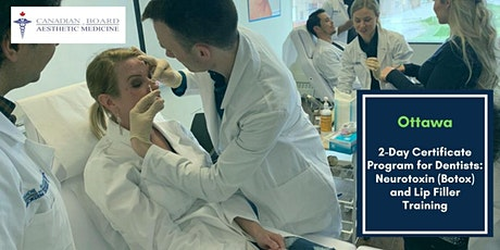 2-Day Certificate Program for Dentists- Ottawa tickets