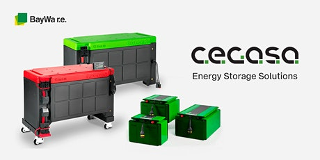 Flexible Energy Storage Solutions with Cegasa Batteries tickets
